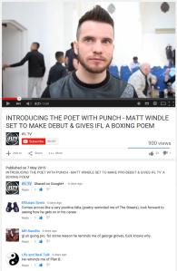 Matt 'man' Windle on iFL TV